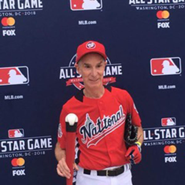 Bill Nye Softball All-Star game