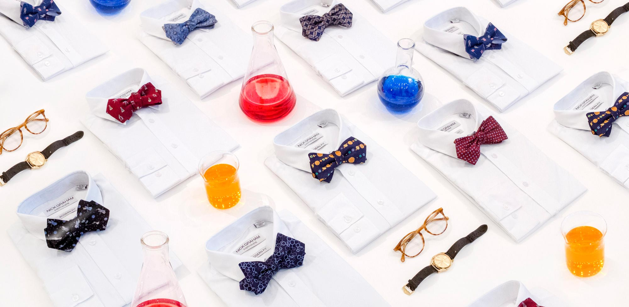 Bill Nye bow ties
