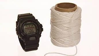 watch and string