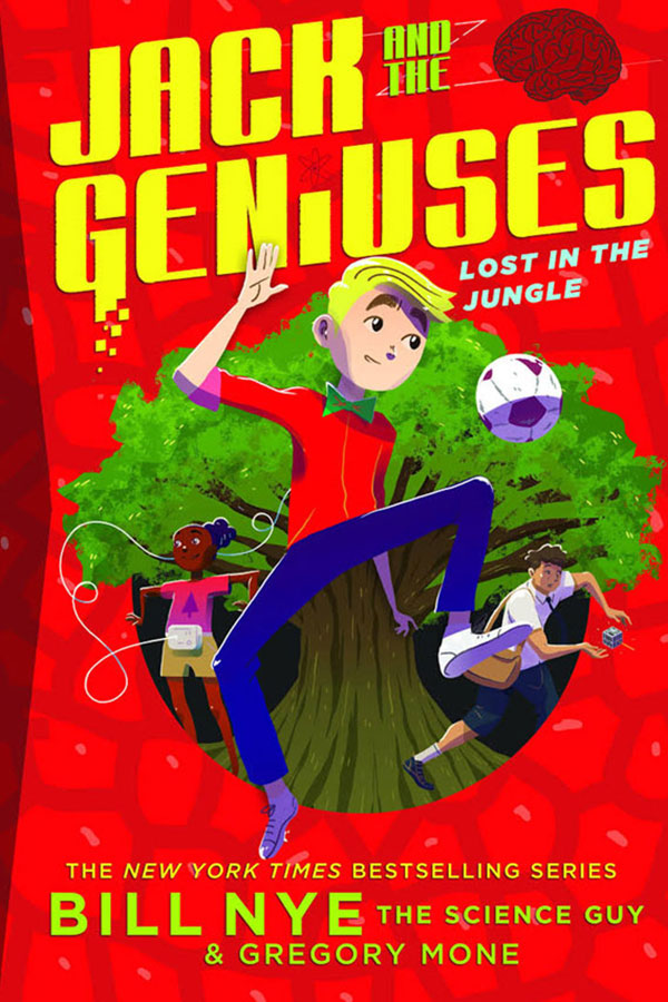 Jack and the Geniuses 3 book cover